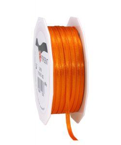 0,06 EUR/m Satinband orange 3 mm x 50 m