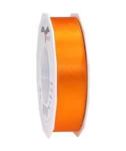 0,16€/m Satinband orange 25 mm x 25 m