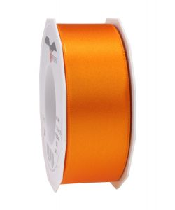 0,20€/m Satinband orange 40 mm x 25 m
