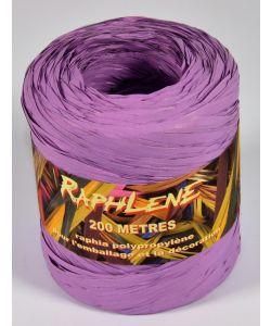 0,048€/m Raphia Band flieder 12,5 mm x 200 m