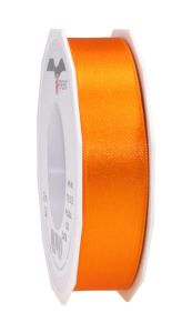 0,16€/m Satinband orange 25 mm x 25 m
