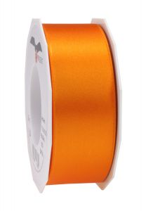 0,20€/m Satinband orange 40 mm x 25 m