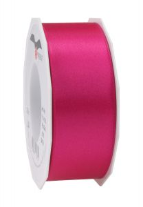 0,20€/m Satinband pink 40 mm x 25 m