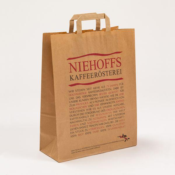 Papiertragetasche STREET Niehoffs